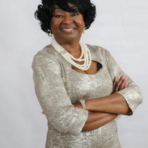 Co-Pastor Sylvia H. Harris